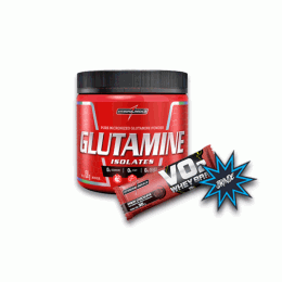 Glutamine Powder (150g) + Vo2 Slim Protein (30g)