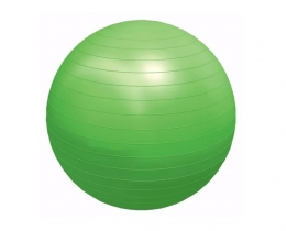 bola pilates verde