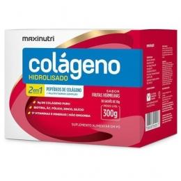 Colágeno Hidrolisado 2 em 1 VERISOL (30 Sachês de 10g)