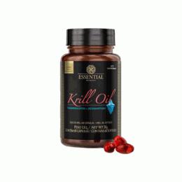 Krill Oil (60 Caps) - essential